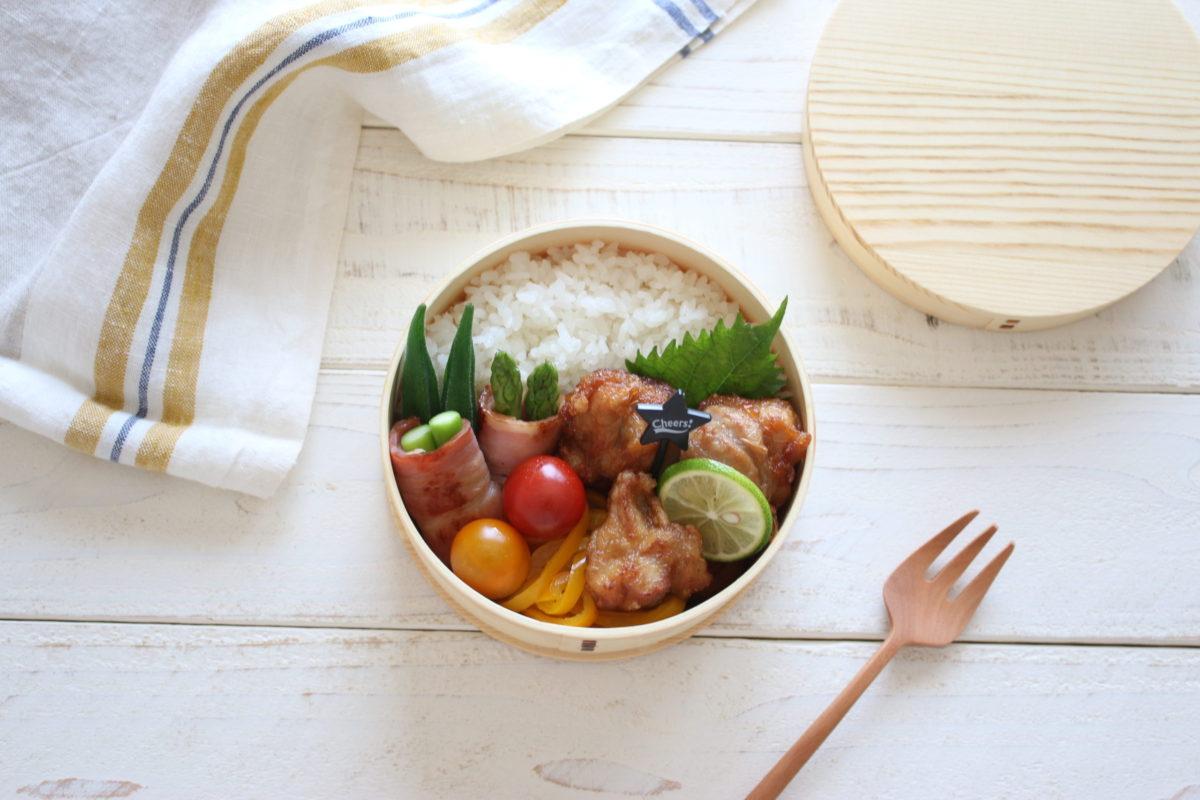 夏のお弁当、食中毒予防