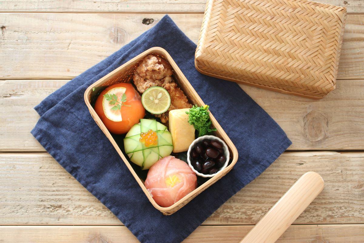 てまり寿司の作り方簡単弁当おかず