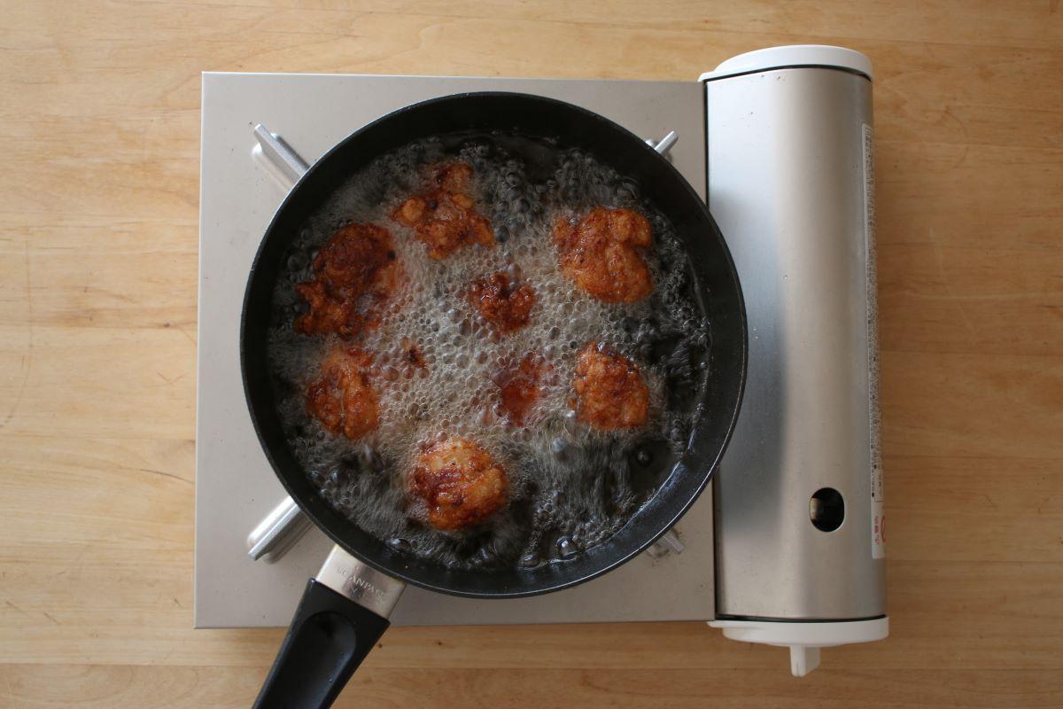 冷めても美味しいお弁当おかず唐揚げの作り方